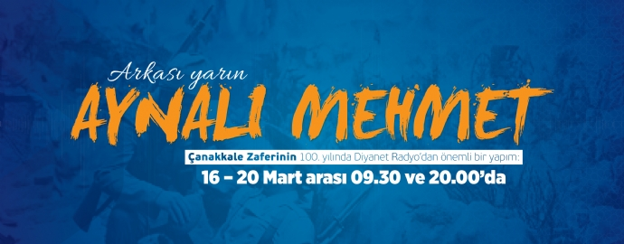 Arkası Yarın - Aynalı Mehmet - Diyanet Radyo Resmi Web Sitesi